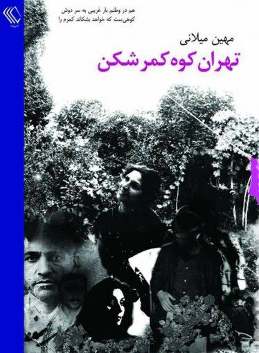 Milani-Book-374x510 فرازی از رمان«تهران کوه کمرشکن» نوشتهی مهین میلانی