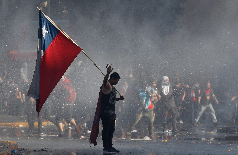 شورش علیه نئولیبرالیسم، فساد سیستماتیک و نظم غیردمکراتیک