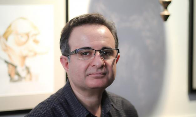 آثار کارتونی افشین سبوکی در شهرگان