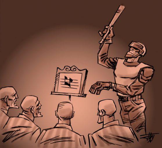 Election-2009_06-copy-558x510 آثار کارتونی افشین سبوکی در شهرگان
