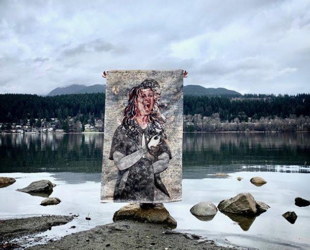 Reza_Doust_works2-633x510 برگزاری نمایشگاه «چهل تصوير متفاوت» اثر رضا دوست   هنرمند ایرانی ساکن کانادا در قطر