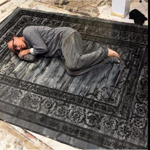 Sara-Mohammadi-Ardehali-5-510x510 برگزاری نمایشگاه «چهل تصوير متفاوت» اثر رضا دوست   هنرمند ایرانی ساکن کانادا در قطر