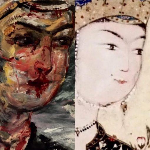 Sara-Mohammadi-Ardehali-7-510x510 برگزاری نمایشگاه «چهل تصوير متفاوت» اثر رضا دوست   هنرمند ایرانی ساکن کانادا در قطر
