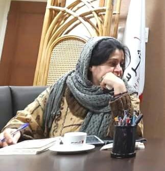 Naghad-e-Ketab-Almasi4 نشست نقد و بررسی «منظومهی بیقطر و قد» و «یک سر و هزار صدا»، دفترهای شعر بهار الماسی