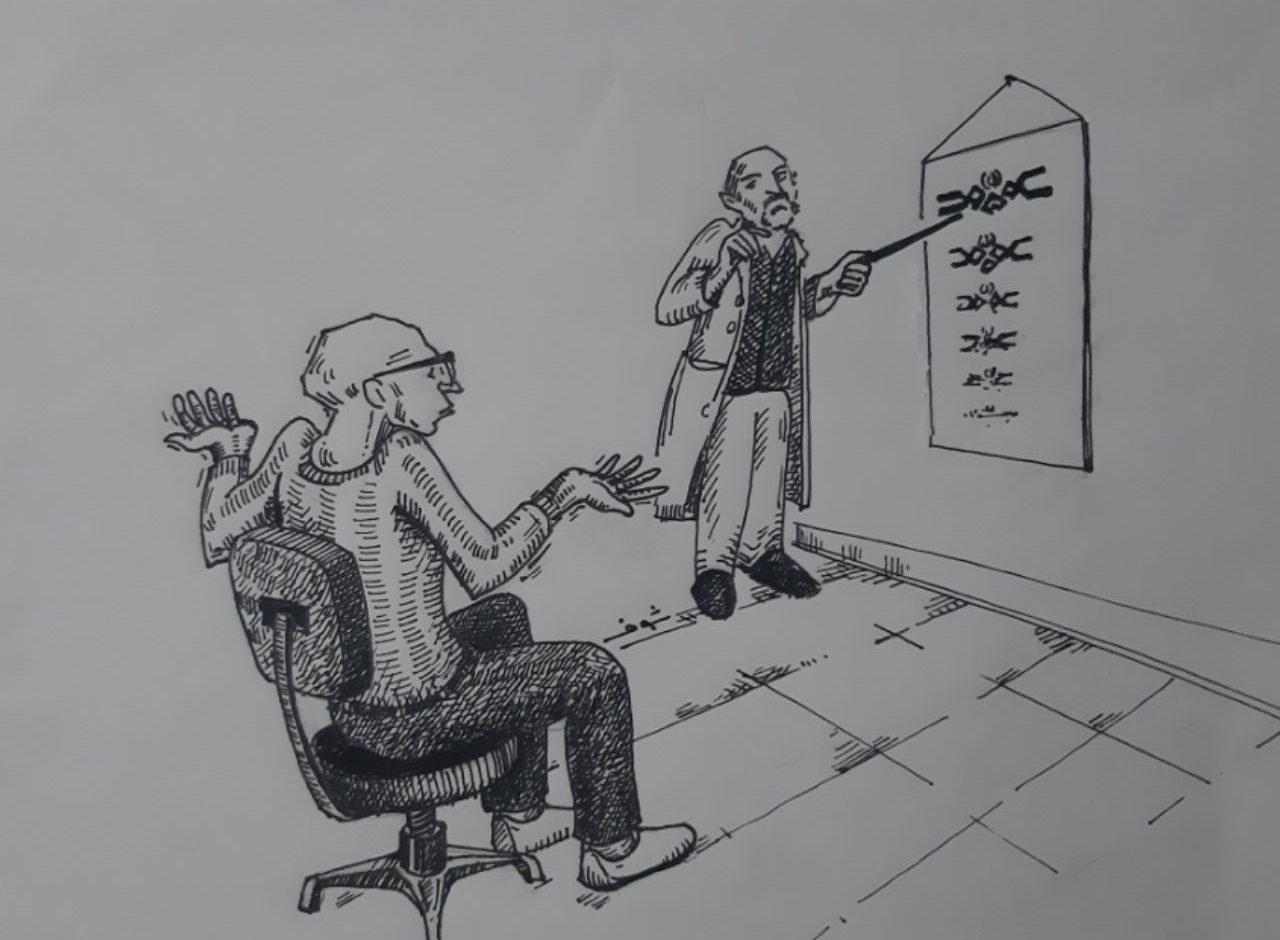"""Shoof2-rotated شش  کاریکاتور از """"شوف"""" کاریکاتوریست ساکن ایران"""