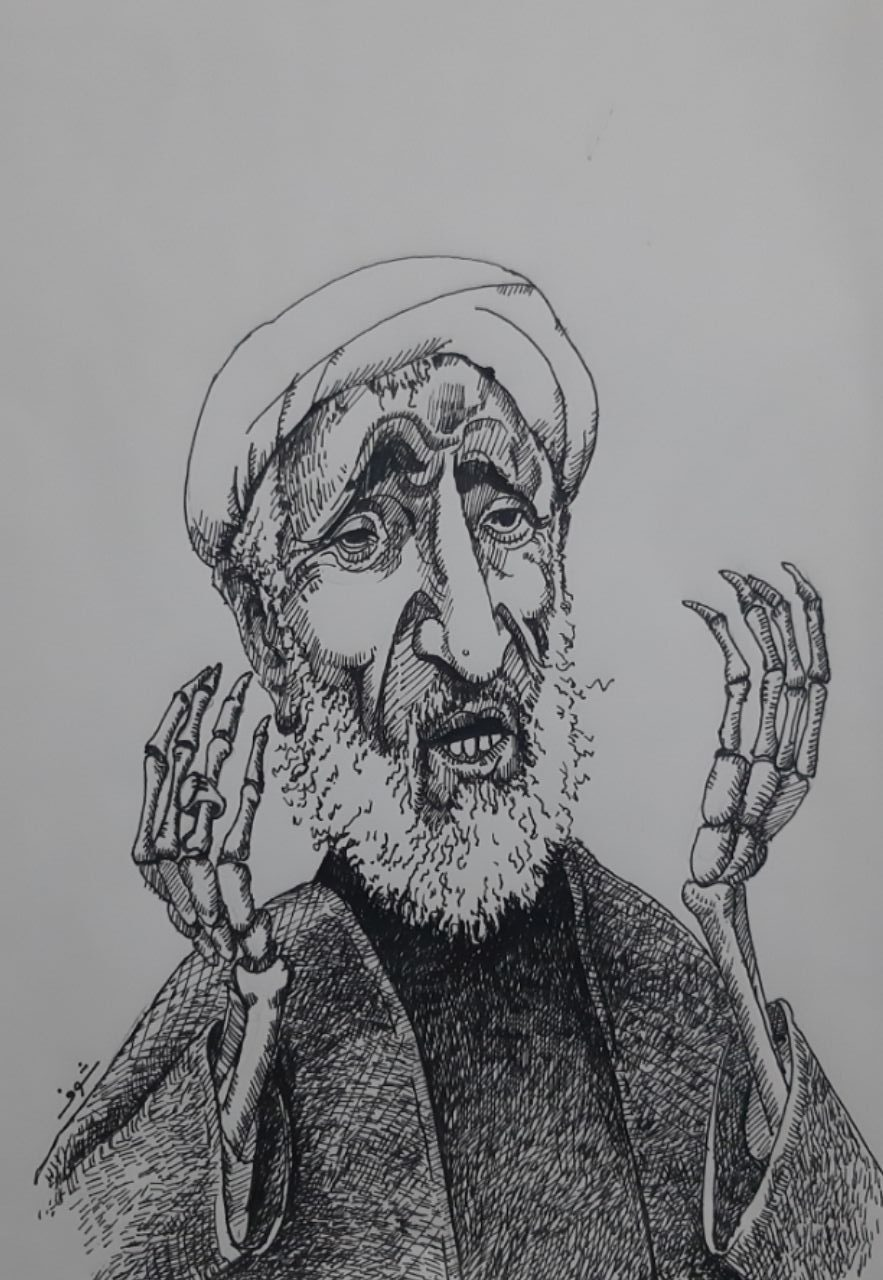 """Shoof4-rotated شش  کاریکاتور از """"شوف"""" کاریکاتوریست ساکن ایران"""