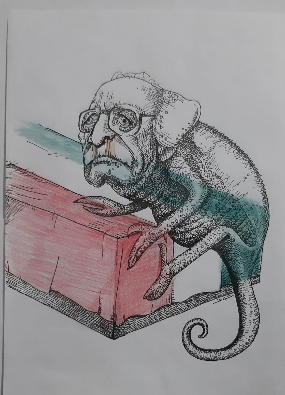 """شش  کاریکاتور از """"شوف"""" کاریکاتوریست ساکن ایران"""