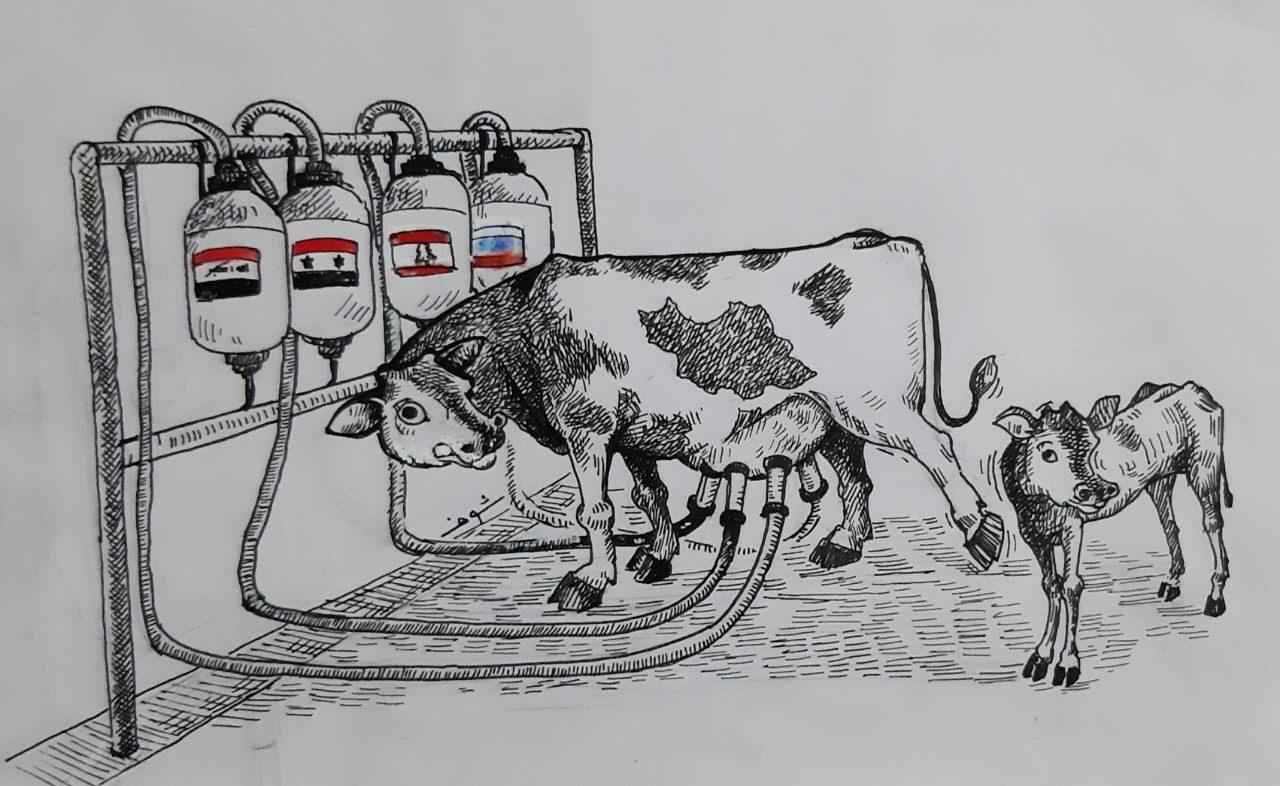 "Shoof6 شش  کاریکاتور از ""شوف"" کاریکاتوریست ساکن ایران"