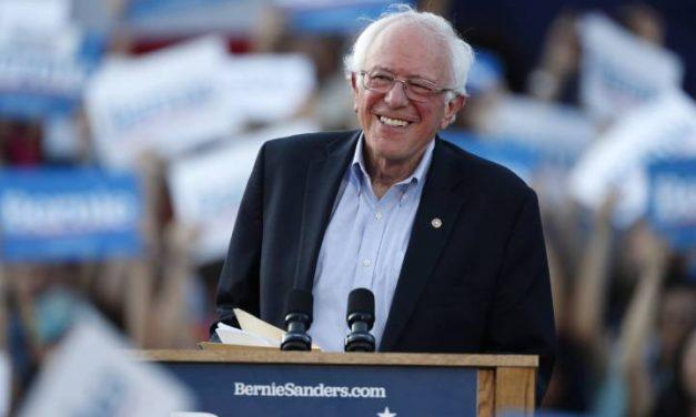 ماشین انتخاباتی سندرز تنها با دسیسه، تقلب و خطر سلامتی وی متوقف میشود