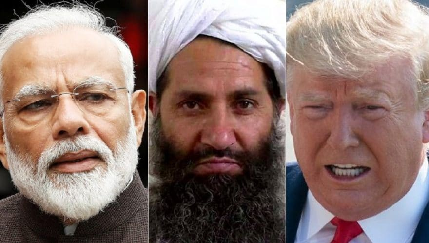ترامپ آیا افغانستان را به طالبان تسلیم میکند؟
