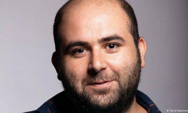 محمد مساعد؛ یکی از برندگان جایزه بینالمللی آزادی مطبوعات سال