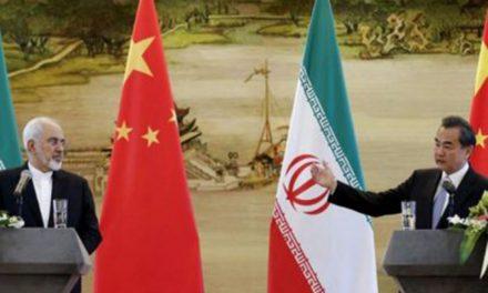 طرح مارشال چین، پروژهی جاده ابریشم و جمهوری اسلامی ایران