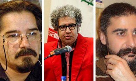 بیش از ۱۰۰۰ نویسنده، شاعر، روزنامه نگار، هنرمند و کنشگرمدنی و سیاسی خواستار آزادی نویسندگانِ دربند شدهاند