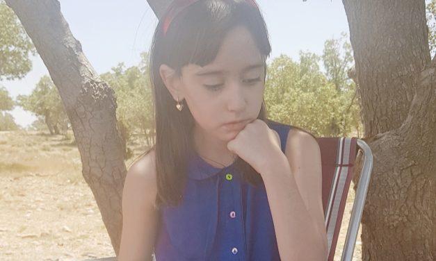 سه شعر از «هستی عابدینی» – ۹ ساله