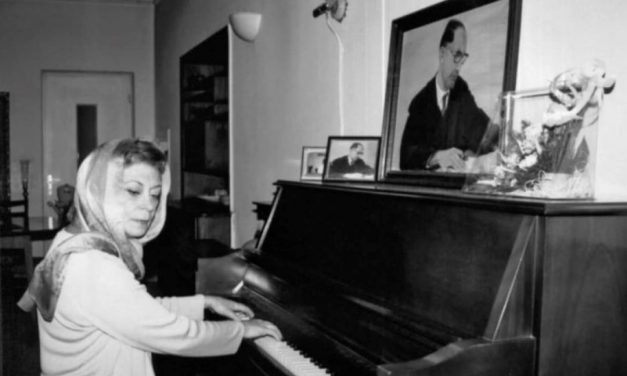 گلنوش خالقی درگذشت؛ «هرگز تنها برای زنان کنسرت نمیدهم»