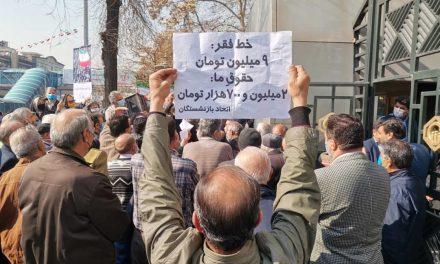 سفرهٔ کارگران ایرانی، هر روز خالیتر از گذشته