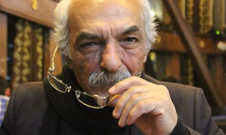 گفتوگوی اختصاصی با هرمز علیپور شاعر و نویسنده