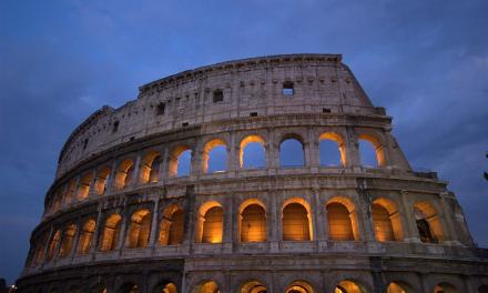 آیا منظور از بنای عظیم اِرم (بلندی) در قرآن همان کولوسئوم (بنای عظیم) در روم نیست؟
