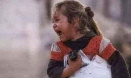 «بوسه مرگ بر پیکر دخترکان افغانستان»
