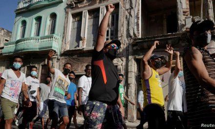 «پروپاگاندای امپریالیستی و ارتجاعی علیه کوبا»