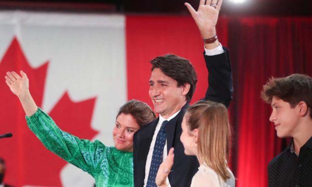 نتایج انتخابات پارلمانی سراسری کانادا – ۲۰۲۱
