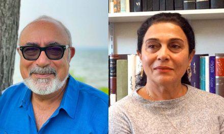 گفتوگوی دکتر علیرضا زرین با دکتر زهرا طاهری