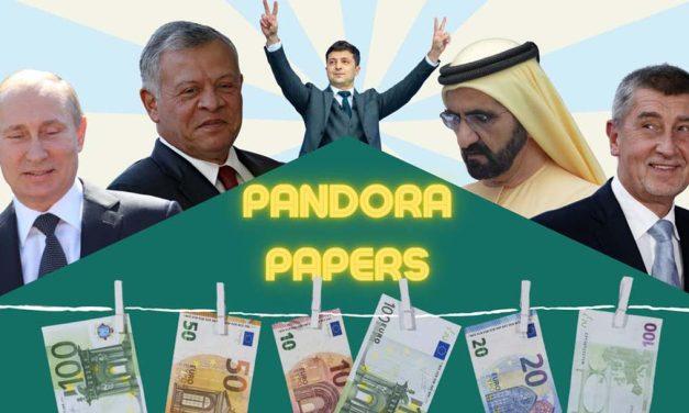 از پاناما تا پاندورا